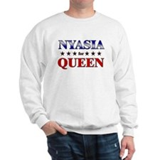 NYASIA for queen Sweater