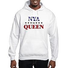 NYA for queen Hoodie Sweatshirt