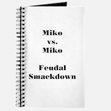 Miko vs. Miko FS Black Journal