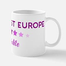 SOUTH-EAST EUROPE socialite Mug