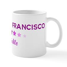 SOUTH SAN FRANCISCO socialite Mug