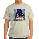FRENCH BULLDOG window Ash Grey T-Shirt