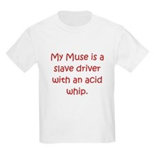 Muse Acid Whip Red T-Shirt