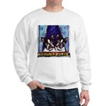 FRENCH BULLDOG window Sweatshirt