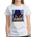 FRENCH BULLDOG window Women's T-Shirt