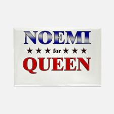 NOEMI for queen Rectangle Magnet