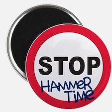 Hammertime Magnet
