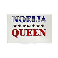 NOELIA for queen Rectangle Magnet