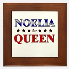 NOELIA for queen Framed Tile