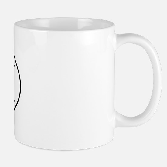 God Is Within Mug