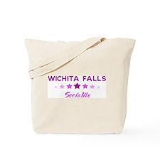 WICHITA FALLS socialite Tote Bag