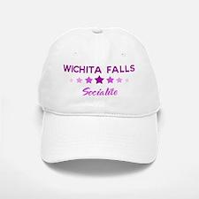 WICHITA FALLS socialite Baseball Baseball Cap
