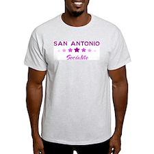 SAN ANTONIO socialite T-Shirt