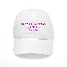 WEST PALM BEACH socialite Baseball Cap