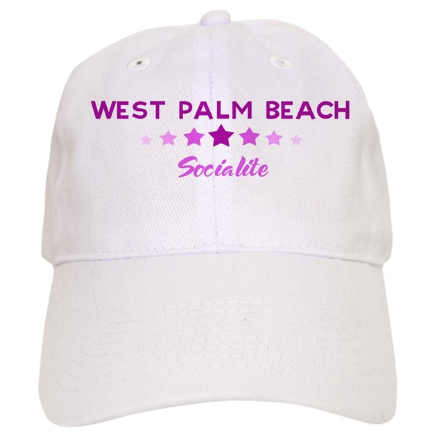WEST PALM BEACH Socialite Hat By Placeit