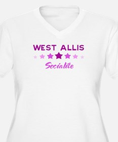 WEST ALLIS socialite T-Shirt