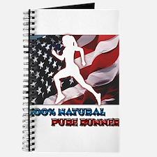 Woman Runner Journal