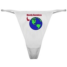 HH Guide - Mostly Harmless - Classic Thong