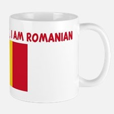 DONT BE JEALOUS I AM ROMANIAN Mug