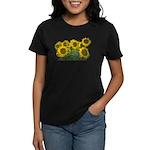 Sunflowers Women's Dark T-Shirt