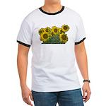 Sunflowers Ringer T