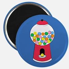 Bubble Gum Unique Graphic Magnet