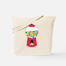 Bubble Gum Unique Graphic Tote Bag