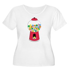 Bubble Gum Unique Graphic T-Shirt