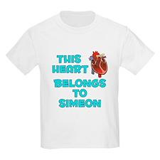 This Heart: Simeon (B) T-Shirt