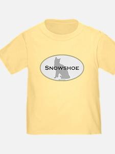 Snowshoe Oval T