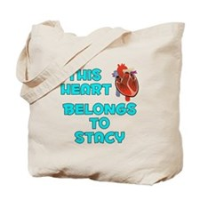 This Heart: Stacy (B) Tote Bag