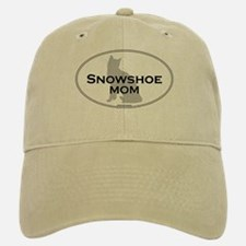 Snowshoe Mom Baseball Baseball Cap