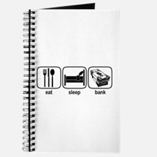 Eat Sleep Bank Journal