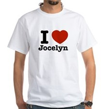 I love Jocelyn Shirt