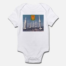 Funny Russian army Infant Bodysuit