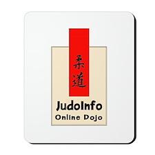 JudoInfo.com Mousepad