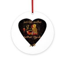 """""""Secret Garden"""" Ornament (Round)"""