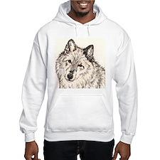 Alpha Female Wolf Hoodie