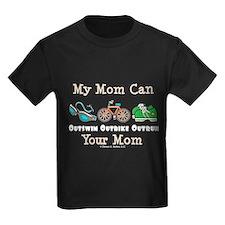 Mom Triathlete Triathlon T
