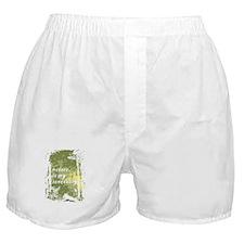 Nature Is My Sanctuary Boxer Shorts