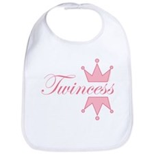 Twincess - Bib