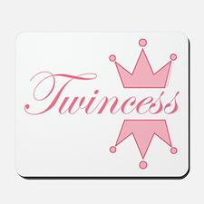 Twincess - Mousepad