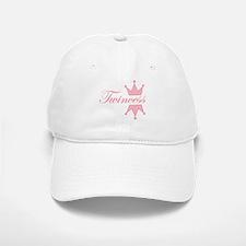 Twincess - Baseball Baseball Cap
