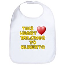 This Heart: Alberto (D) Bib