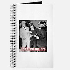 Cute Kennedy assassination Journal