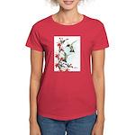Ruby-throated Hummingbirds Women's Dark T-Shirt