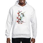 Ruby-throated Hummingbirds Hooded Sweatshirt