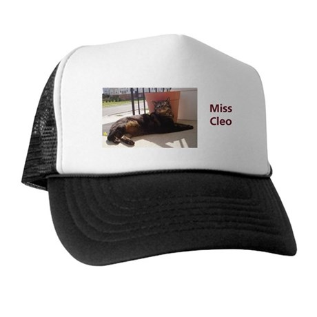 Miss Cleo Trucker Hat
