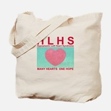 HLHS SUPPORT Tote Bag