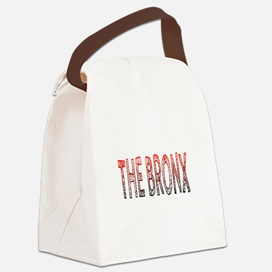 THE BRONX Canvas Lunch Bag